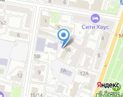 Компания ЯрСБ на карте города