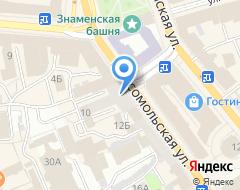 Компания Гидроинжстрой НН, ЗАО на карте города