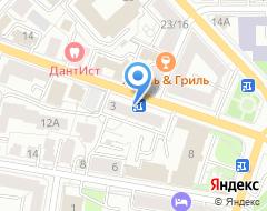 Компания Магнат-Ярославль на карте города