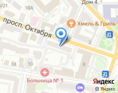 Компания КБ Аксонбанк на карте города