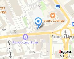 Компания Ярославский правовой центр на карте города