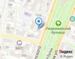 Компания ГлавЯрСтрой на карте города