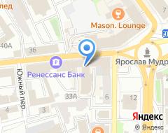Компания Лидер-Аудит на карте города