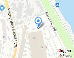 Компания Мега Инжиниринг на карте города