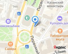 Компания Климатсервис на карте города