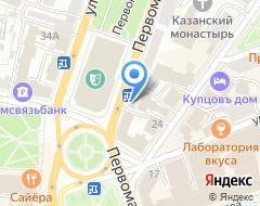 Компания Адвокат Соловьёв Э.В. на карте города