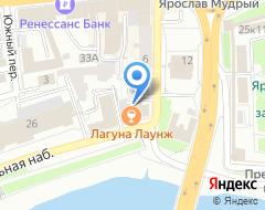 Компания КБ Северный Кредит на карте города