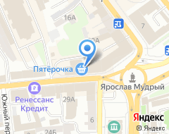 Компания Идеамикс на карте города