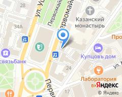Компания Atlas на карте города