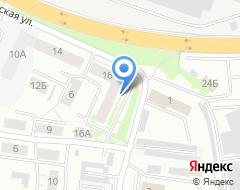 Компания Микрорайон Московский квартал на карте города