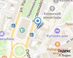 Компания Нотариус Пилипенко Е.В. на карте города