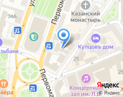 Компания GREKODOM DEVELOPMENT на карте города
