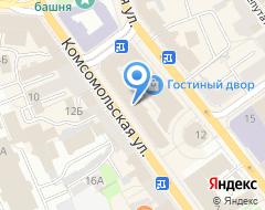 Компания Дизайн Сервис Плюс на карте города