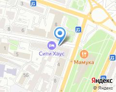 Компания Домстрой Холдинг на карте города