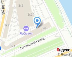 Компания Альпари-Ярославль на карте города