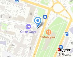 Компания Ярославский центр кредитования и недвижимости на карте города