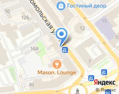 Компания Оценка-консалт на карте города