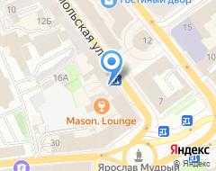 Компания Премьер Девелопмент на карте города