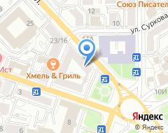 Компания Нотариус Цветкова С.С на карте города