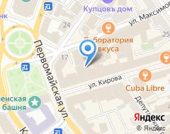 Компания МТС-Банк на карте города