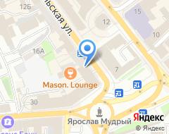Компания Ваши деньги на карте города