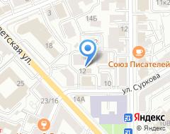 Компания Нотариус Шишкина О.В на карте города