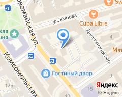 Компания Формат на карте города