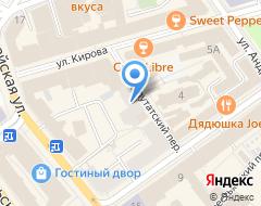 Компания ЯРФОРВАРДСТРОЙ на карте города