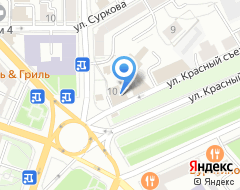 Компания АКАДЕМИЯ ОЦЕНКИ на карте города