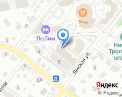 Компания ПромЭкспертиза на карте города