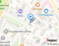Компания Первая линия на карте города