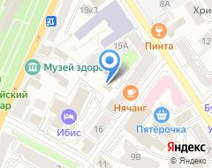 Компания Центр судебных экспертиз-Ярославль, АНО на карте города