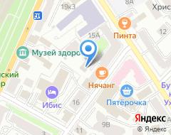 Компания ФЕДЕРАЦИЯ СУДЕБНЫХ ЭКСПЕРТОВ на карте города