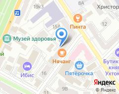 Компания Ваш адвокат на карте города