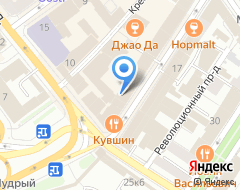 Компания РВК-Групп на карте города