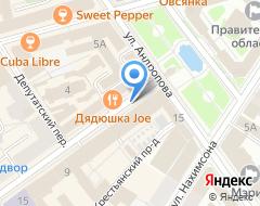 Компания Ярославский Центр Недвижимости на карте города