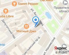 Компания Полиграф-Сервис на карте города