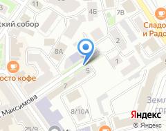 Компания СОЧНАЯ ЖИЗНЬ на карте города