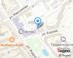 Компания Нотариус Ладанова В.И. на карте города