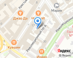 Компания Стройтранссервис на карте города