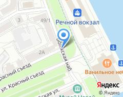Компания Свой Терем на карте города