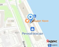 Компания Электросервис-Ярославль на карте города