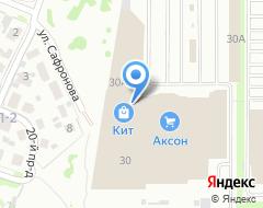 Компания АльфаПроект на карте города