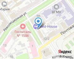 Компания КСО Менеджмент на карте города