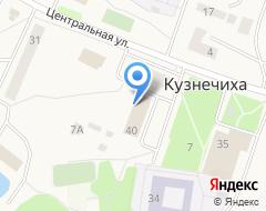 Компания M & S на карте города