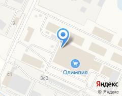 Компания СФЕРА+ на карте города