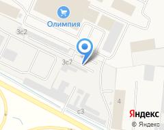 Компания Чежин В.Л. на карте города