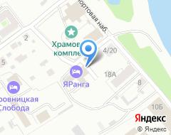 Компания СК СуперСтрой на карте города