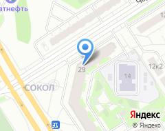 Компания МОНОЛИТ на карте города