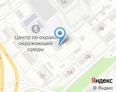 Компания ИнтерГео на карте города